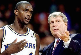Webber lasted just one season in Golden State because of his relationship with Nelson.
