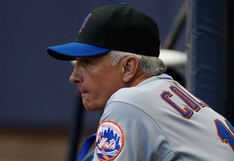 At the half way point, Mets' manager Terry Collins looks like a runaway favorite for Manager of the Year