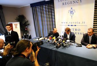 Italian job: scenes from the Italian match-fixing investigation