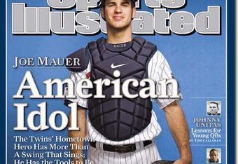Joe Mauer: American Idle.