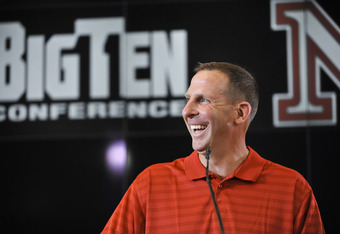 Nebraska joining the Big Ten appears to be the first big domino to fall in the movement towards super conferences.