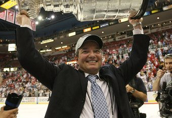 Might Shero and the Penguins lift the Cup again next spring?