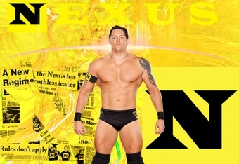 Wade Barrett as the leader of the Nexus