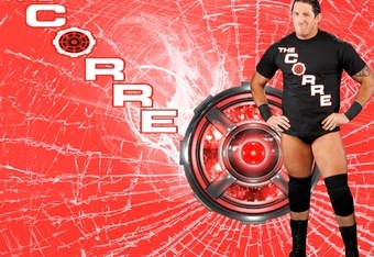 Wade Barrett as the standout individual of the Corre