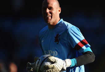 Not a Brad move: Brad Friedel, the veteran USA goalkeeper has moved to Spurs