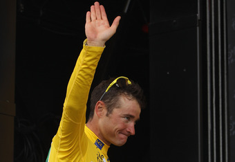 Voeckler looks set to wave goodbye to the Yellow Jersey