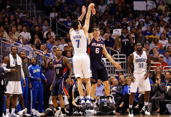 If Richardson leaves Orlando, expect to see J.J. Redick fill in as the new starting shooting guard.