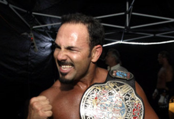 Chavo Guerrero is a former ECW Champion...Remember?