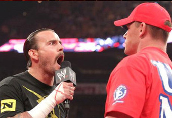 CM Punk and John Cena's match at Money in the Bank was an instant classic