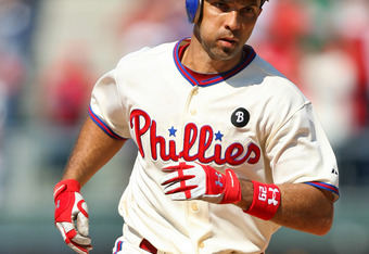 Phillies fans love Raul, but Melky Cabrera would be a better option in left.