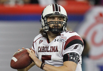 The outcome of the SEC East will depend on Garcia's production