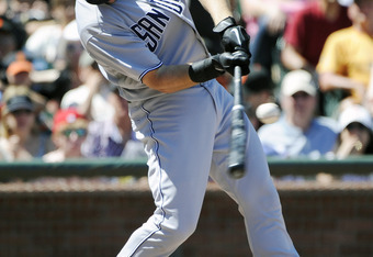 One of Ludwick's finest moments as a Padre.