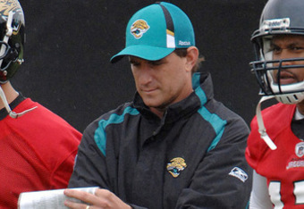 Mike Shula is now the QB coach for the Jaguars