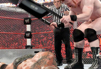 Would no more chair shots mean no more Hell in a Cell matches?