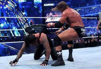 Would this match have been as impactful without the use of chairs?