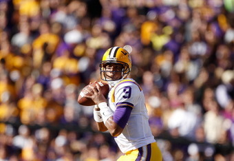 The Tiger faithful expect more than 1,411 yards passing from Jefferson in 2011.