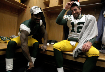 """Rodgers says a Jones resigning """"should be Priority #1"""""""