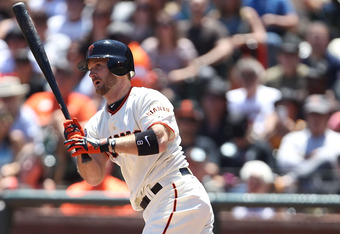 While not considered as significant of a move as the Beltran trade, Jeff Keppinger provides a much needed lift at the top of the Giants lineup.