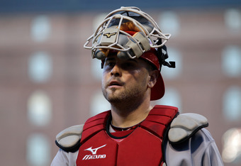 Catcher Ramon Hernandez could be in a waiver deal