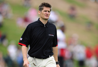 Dimitroff is talking some big talk but can he walk the walk in Atlanta again in 2011.