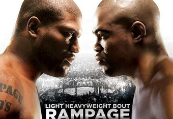 Will a rematch with Rampage be in Rashad Evans' future, or will Jones await Evans?