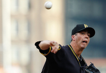 The wheels came off for Jeff Karstens against the Padres.