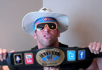 When Zack Ryder wanted to be noticed, he didn't whine on Twitter, he created his own show.