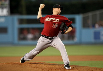 Bud Norris is in the last year of his contract with the Astros.