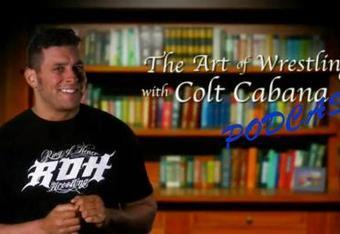 Excellent podcast (Image Source: Colt Cabana