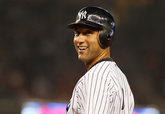 Jeter has been as solid as ever in the second half, playing a very good shortstop and batting .340.