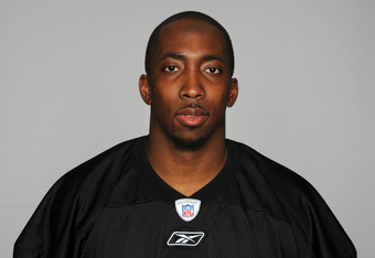 PITTSBURGH, PA - CIRCA 2010: In this handout image provided by the NFL, Keenan Lewis of the Pittsburgh Steelers poses for his 2010 NFL headshot circa 2010 in Pittsburgh, Pennsylvania. (Photo by NFL via Getty Images)