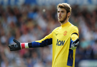 De Gea will seek a better performance against Spurs