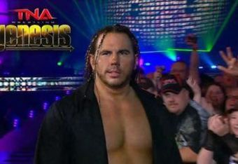 Matt Hardy Debuts at TNA Genesis