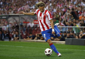 Forlán provides assists and hard work on top of goals.