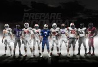 This is the future of the uniforms so, like it or not, it's probably here to stay.