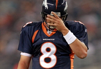 Kyle Orton has had to learn the hard way that it's hard to be an affective leader with subpar offensive philosophies as your guide.
