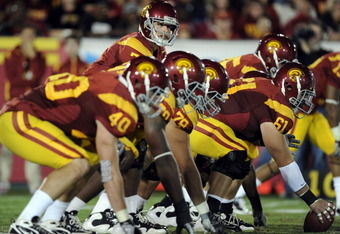 Will Barkley be the first USC QB since 2001 to graduate without winning 10 or more games in a season?