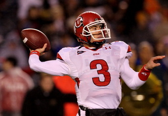 Wynn will have to limit his turnovers in 2011 for the Utes to be successful.