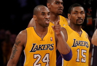 Kobe is the closest thing we've seen to Jordan... Yet.