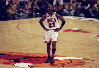 Jordan had the skill and the will.