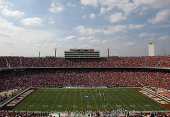 What happens to the Red River Rivalry and other great matchups if the Big 12 falls?