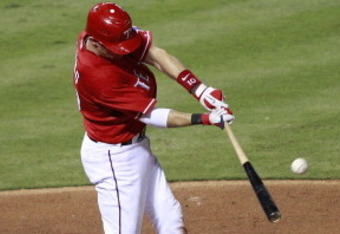 Fellow Texas Ranger, Michael Young, notched his 2,000th hit last month.