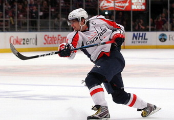 Since Ovechkin went back to using CCM sticks during the 2009-10 Season, his production has dropped significantly.