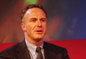Karl-Heinz Rumenigge, President of ECA