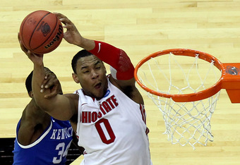 College Standouts Like Ohio States Jared Sullinger May Have to Stay Another Year or Decide to Go Overseas After He Passed Up on the 2011 NBA Draft