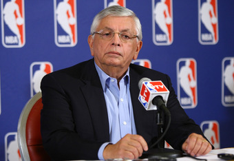 David Stern Needs to get Things Settled Between the Owners and Players, Otherwise the Mess is Just Going to Build