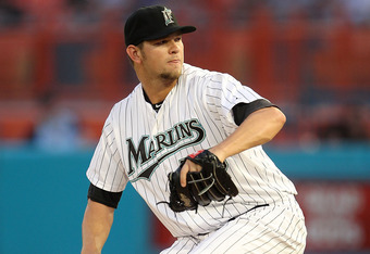 Losing Josh Johnson for most of the season set the Marlins back a ton.