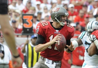 McCown against the Panthers in 2007