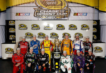 2011 NASCAR Sprint Cup Chase Drivers
