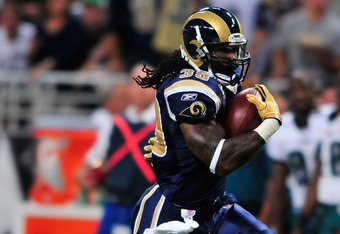 Caddy's ability—and injury history—will remind Rams fans of Jackson's